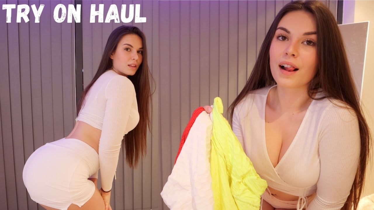 SEXY SUMMER TRY ON HAUL *NAUGHTY* | Lauren Alexis