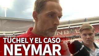 Tuchel y su tajante respuesta sobre la situación de Neymar | Diario AS