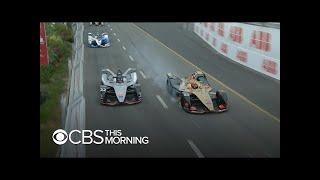 Inside Formula E, the potential eco-friendly future of auto racing