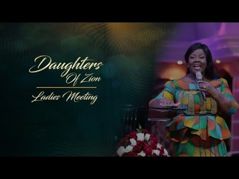 Daughters of Zion Live Meeting -July Edition (25th July 2020) -#DOZ2020