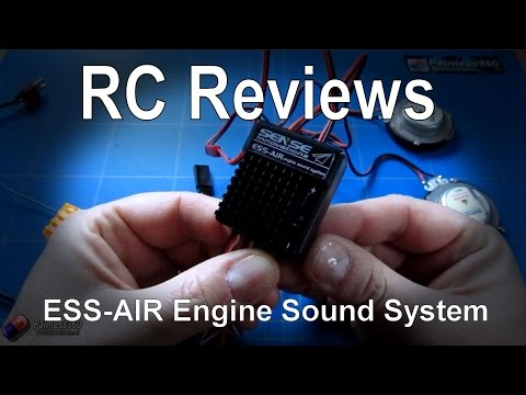 RC Reviews - ESS-AIR Engine Sound System (from Banggood.com) - UCp1vASX-fg959vRc1xowqpw
