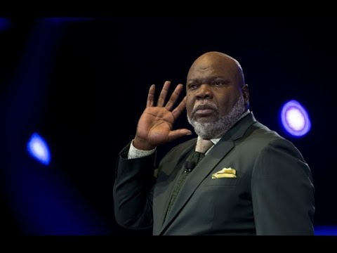 More Than Enough Bishop T.D. Jakes (Powerful Word from God)