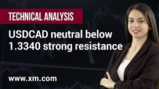 Technical Analysis: 23/08/2019 - USDCAD neutral below 1.3340 strong resistance