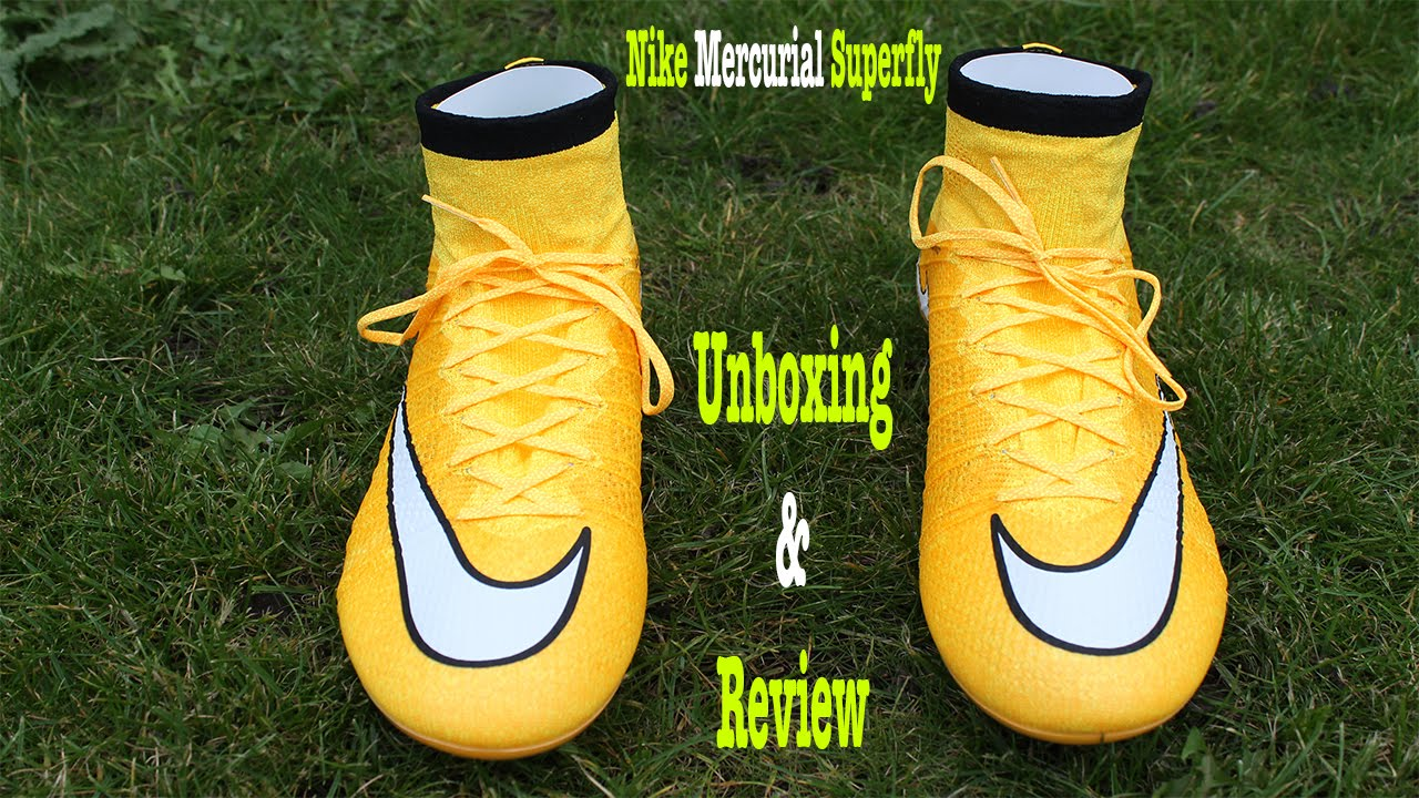 timeless design fb874 f429d Nike Mercurial Superfly 4 FG-Pro Laser Orange - Review + On Feet    AudioMania.lt