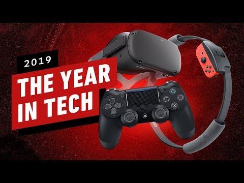 2019: The Year in Tech - UCKy1dAqELo0zrOtPkf0eTMw