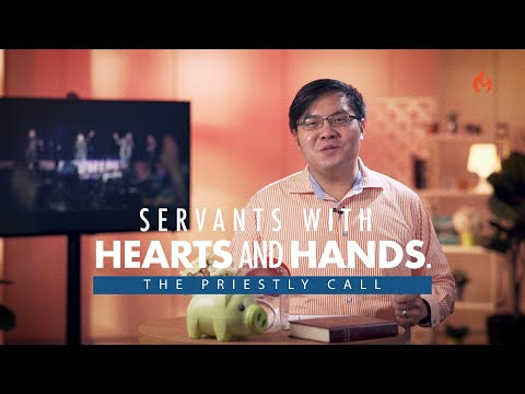 Sermon: Servants with Hands and Hearts
