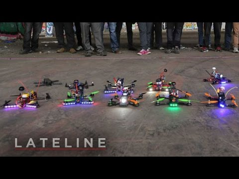 Drone racing: First-person view (FPV) - UCVgO39Bk5sMo66-6o6Spn6Q
