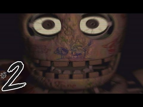 THIS SUCKA ADDED 3 NEW ANIMATRONICS?! | Five Nights At Candy's (Part 2) - UCiYcA0gJzg855iSKMrX3oHg