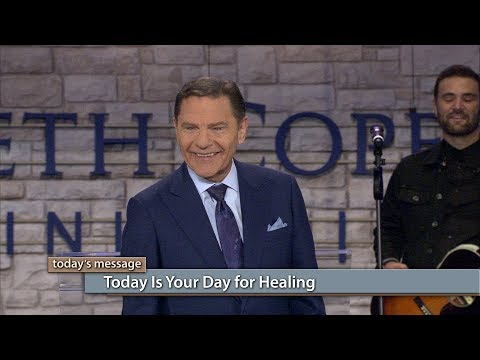Today Is Your Day for Healing