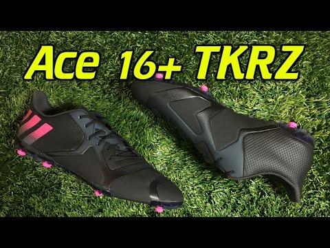 Adidas ACE 16+ TKRZ Black/Shock Pink - Review + On Feet - UCUU3lMXc6iDrQw4eZen8COQ