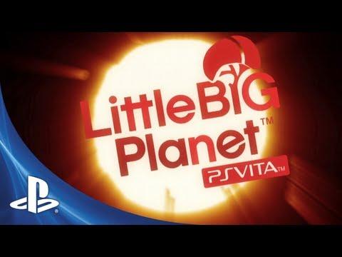 LittleBigPlanet™ PlayStation® Vita E3 Trailer - UC-2Y8dQb0S6DtpxNgAKoJKA