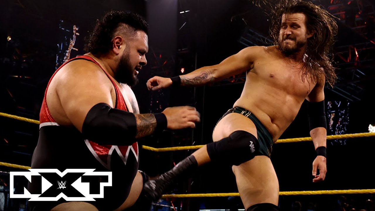 Cole Brutally Attacked After Defeating Reed [FULL MATCH] | WWE NXT Highlights 7/27/21 | WWE on USA