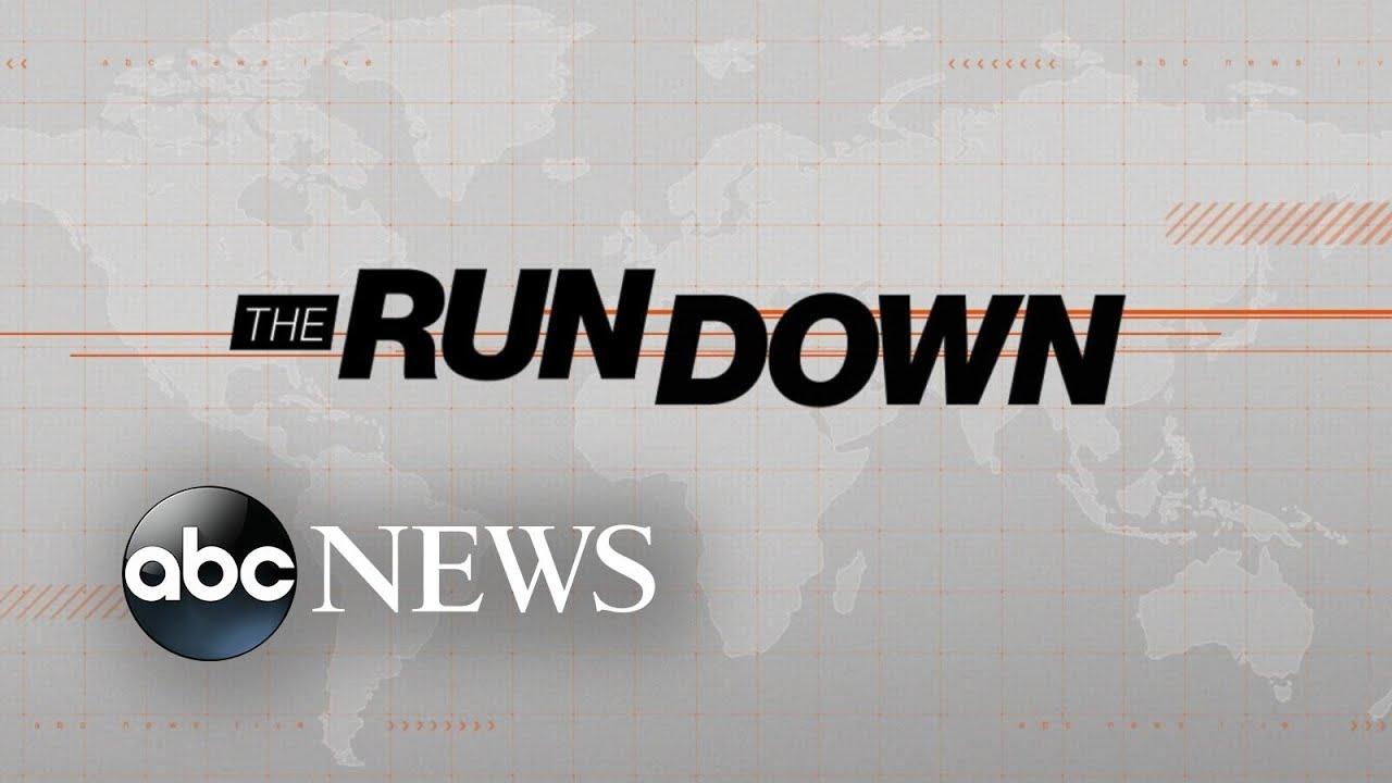 The Rundown: Top headlines today: March 18, 2021