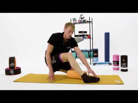 Foam roll your Shin Splints
