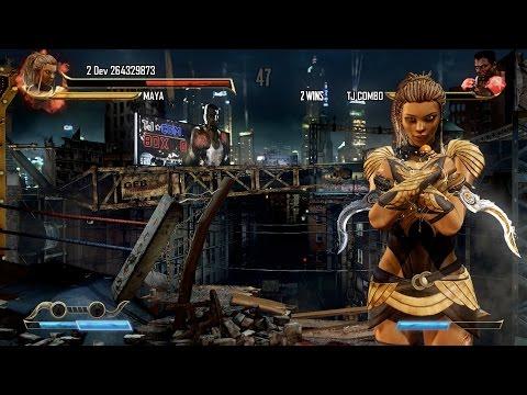 Killer Instinct: Maya Does a Stage Ultra - UCKy1dAqELo0zrOtPkf0eTMw
