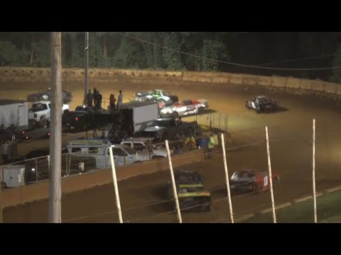 Stock 4b at Winder Barrow Speedway June 26th 2021 - dirt track racing video image