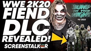 Star Wars Not Featuring Any Legacy Characters?! WWE 2K20 The Fiend DLC REVEALED! | ScreenStalker