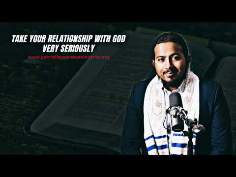 IT'S TIME TO TAKE YOUR RELATIONSHIP WITH GOD SERIOUSLY, POWERFUL MESSAGE & PRAY