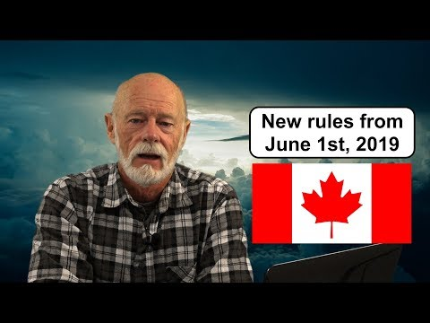 Canadian drone rules 2019 (the things you don't know but should) - UCQ2sg7vS7JkxKwtZuFZzn-g