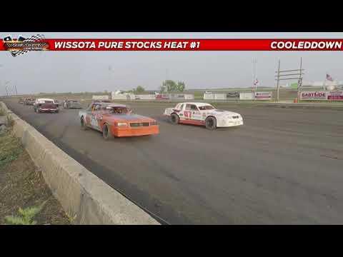 www.cooleddown.tv   LIVE LOOK IN   Season Opener   Victory Lane Speedway   July 22nd 2021 - dirt track racing video image