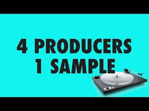 4 PRODUCERS FLIP THE SAME SAMPLE   Andrew Huang - UCdcemy56JtVTrsFIOoqvV8g