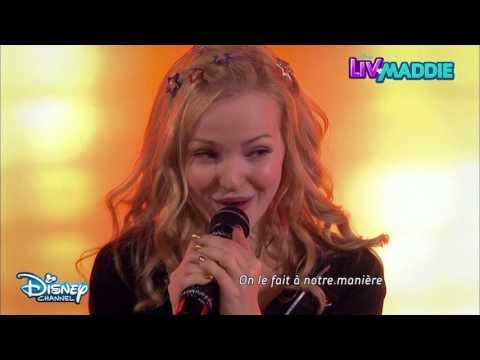 Liv & Maddie - Chanson : Say Hey