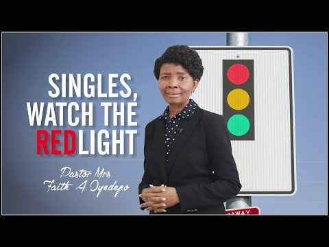 SINGLES, WATCH THE RED LIGHT