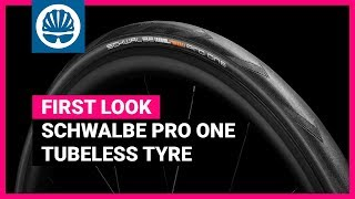 Road Tubeless FINALLY Comes of Age | New & Redesigned Schwalbe Pro One Tyre