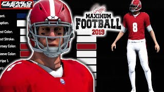 Custom Dynasty Teams for Doug Flutie's Maximum Football 2019 Revealed!