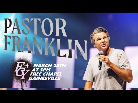 FCY United with Pastor Jentezen Franklin