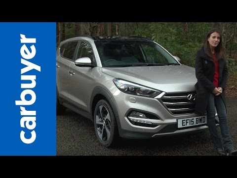New 2016 Hyundai Tucson SUV in-depth review – Carbuyer – Ginny Buckley - UCULKp_WfpcnuqZsrjaK1DVw