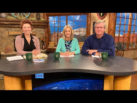 Charis Daily Live Bible Study: Where's My Harvest? - Al & Angie Buhrke - Aug 11, 2020