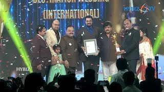 Akarshana Events Awarded Best Destination Wedding International at TCEI Awards 2019