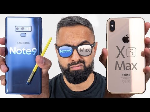 iPhone XS and XS Max in 9 minutes | Racer lt