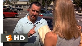 Jackie Brown (1997) - Melanie Provokes Louis Scene (8/12)   Movieclips