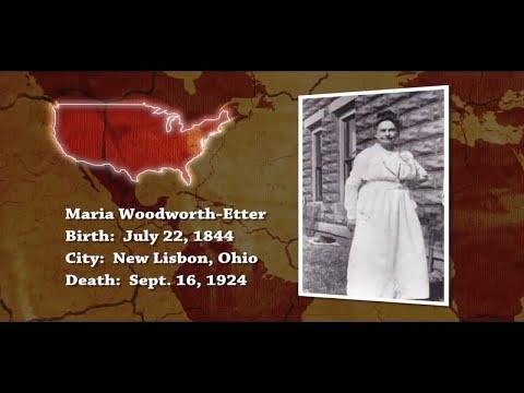 God's Generals Series - Maria Woodworth Etter