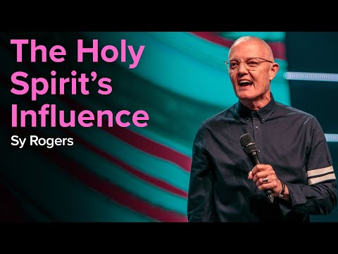 The Holy Spirit's Influence  Sy Rodgers Divine Online 2020