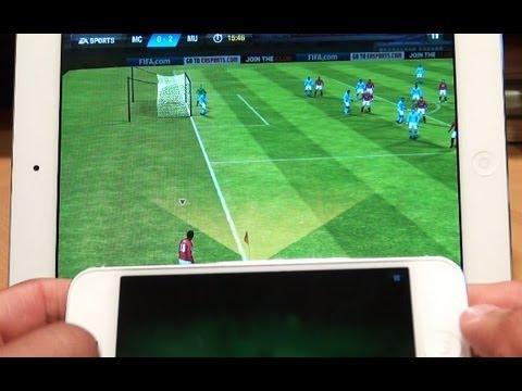 iPad MINI + iPhone 5 Game Controller Demo - default