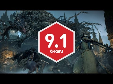 Bloodborne Review Discussion Part 1: The Best and Worst Parts - UCKy1dAqELo0zrOtPkf0eTMw