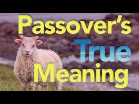 Celebrate the True Meaning of Passover Whether You're Jew or Gentile