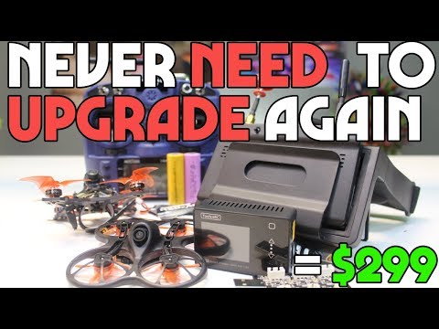 2019 Ultimate $299 complete RACING DRONE set up. PERFECT FOR BEGINNERS . How to get drone racing - UC3ioIOr3tH6Yz8qzr418R-g