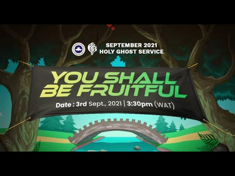 PSF HOUR - RCCG SEPTEMBER HOLY GHOST SERVICE 2021