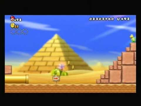 New Super Mario Bros  Wii Nintendo Wii Guide-Walkthrough
