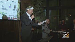 CBS2's Lonnie Quinn Hosts Cystic Fibrosis Event
