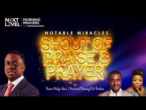 Next Level Prayers  Notable Miracles  Pst Bolaji Idowu & Efe Nathan  21st September 2021