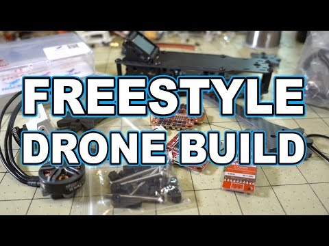 Build FPV Freestyle Drone from Amazon Parts  - UCnJyFn_66GMfAbz1AW9MqbQ