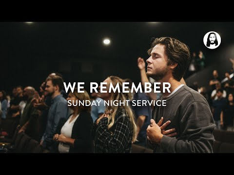 We Remember  Michael Koulianos  Sunday Night Service