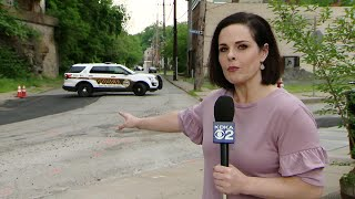 Reporter Update: Man Falls Two Stories Running From Police