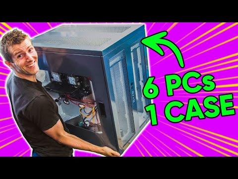 A case WORTHY of a $100,000 PC? - UCXuqSBlHAE6Xw-yeJA0Tunw