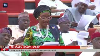 Senate condemns poor state of primary health care centres nationwide
